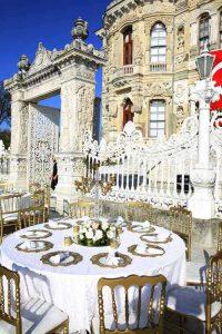 Açık Alan Düğün Mekanı